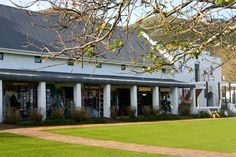 Noordhoek Village offers a variety of stores selling everything from curios to works of art!