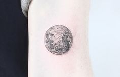 Fly my to the moon tattoo.