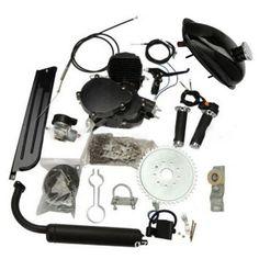 Goedkope 80cc 2 Stroke Motor Motor Kit voor Gemotoriseerde Fiets Montage Set…