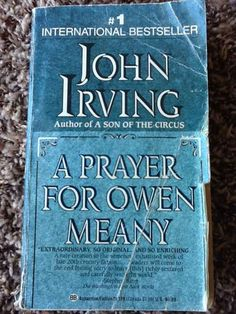 3. A Prayer for Owen Meany by John Irving