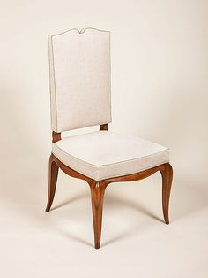 Colefax: French 1940's Dining Chairs