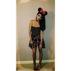 Disneyland Zombie Costume