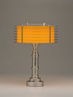 Pattyn Products Space Age Lamp / Walter Von Nessen, designer / c. American The Effective Pictures We Offer You About art deco interior furniture A quality picture can tell you many things.