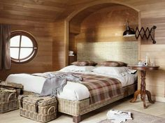 Bedroom <3 - loving the archway and window