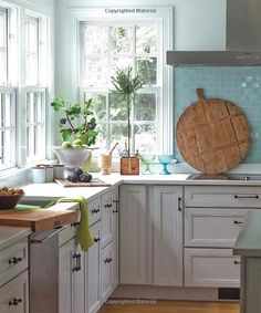 "True Swedish design has ""a serenity, calm and feel-good quality that literally permeates the atmosphere,"" says Rhonda Eleish and Edie Van Breems of Conne. Swedish Style, Swedish Design, Nordic Style, Scandinavian Design, Swedish Kitchen, Small White Kitchens, Swedish Interiors, Kitchen Design, Kitchen Ideas"