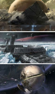I have no idea where Bungie is taking us in Destiny but I can't wait to go there!