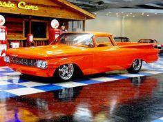 1959 Chevy El Camino  (Favorite car ever)