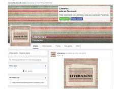 Literarias está en Facebook | LITERARIAS | Por Gabriela Mariel Arias Facebook, Profile Pics, Short Stories, Invitations