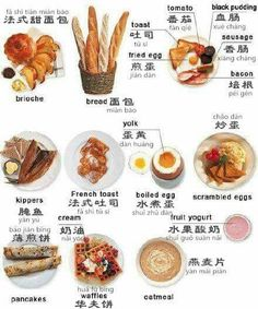 Bread kinds in Chinese Basic Chinese, Chinese English, Learn Chinese, Mandarin Lessons, Learn Mandarin, Chinese Phrases, Chinese Words, Chinese Pinyin, Chinese Alphabet