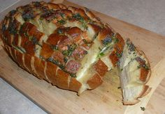 Onion & Cheese Bread