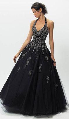 love black dresses