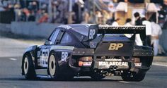 1982 Porsche 935 K3  Porsche (3.919 cc.) (T)  Dany Snobeck  Francois Servanin  René Metge