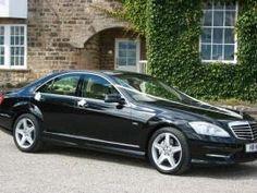 Luxury wedding cars leeds
