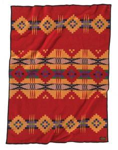 Vintage Pendleton blanket