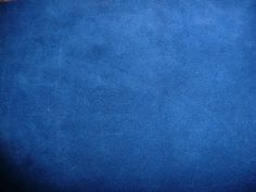8x10 Prussian/ Royal Blue Suede  Leather Hide  by PeggySueAlso, $3.99