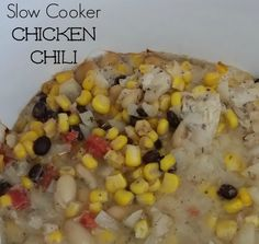 slow cooker chicken chili recipe and Wildtree workshop advice
