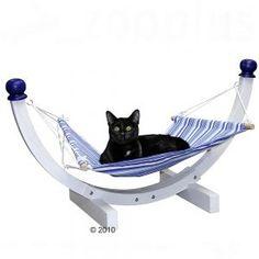 Hamacas para gatos   Mil Ideas de Decoración