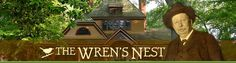The Wren's Nest (Atlanta) is the nonprofit home of Joel Chandler Harris, Uncle Remus, and Brer Rabbit.    Harris lived in this Queen Anne Victorian from 1881 to 1908 and penned many of the Brer Rabbit tales on the front porch.