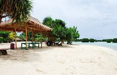 Visit the Beautiful Pasir Perawan Beach at Pulau Pari for 2D/1N