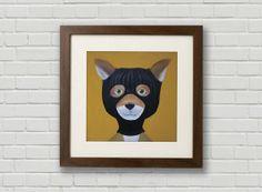 {Fantastic Mr. Fox} by MissionAnderson, Laura Weiszer