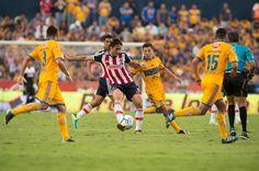 Chivas vs Tigres en vivo hoy - Ver partido Chivas vs Tigres en vivo hoy por la Liga Bancomer MX. Horarios y canales de tv que transmiten según tu país de procedencia.