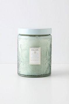French Cade Lavender Voluspa - anthropologie.com ~ so good for baby's bedtime relaxation
