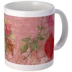 Garden Collage Coffee Mug Design created in Photoshop $13.19