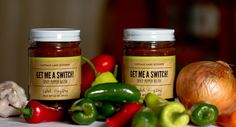 GET ME A SWITCH SPICY SOUTHERN PEPPER RELISHES - TWO 12OZ BOTTLES by COTTAGE LANE KITCHEN on @UDKitchen http://undiscoveredkitchen.com