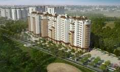 Welcome to Mantri Aura.  Life. At My Place.
