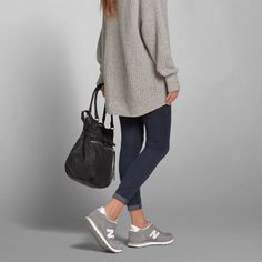 New Balance 501 Sneaker für Damen - Street Style Outfits, Mode Outfits, Fall Outfits, Casual Outfits, Fashion Outfits, Womens Fashion, Casual Sneakers Outfit, Sporty Chic Outfits, Sneaker Outfits