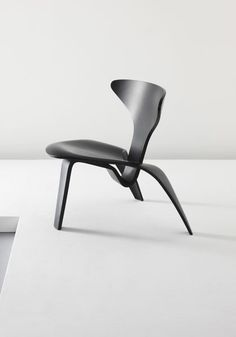 A Poul Kjaerholm PK0 lounge chair