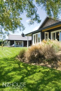 Lodge takes inspiration from Europe - NZ House and Garden