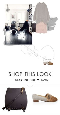 """""""postcard from far away"""" by dear-inge on Polyvore featuring Burberry and Alexandre Birman"""