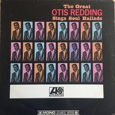 Otis Redding - The Great Otis Redding Sings Soul Ballads (Vinyl, LP) at Discogs