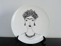 Comodita - Prato Decorativo - Frida