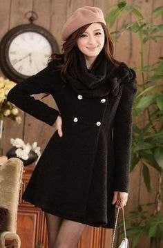 13 melhores imagens de casaco de lã batida  0366341a2b3