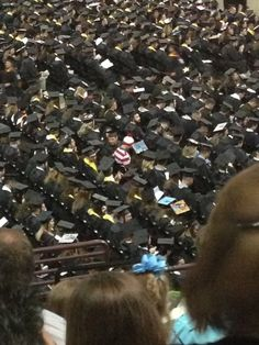 Stand out at graduation