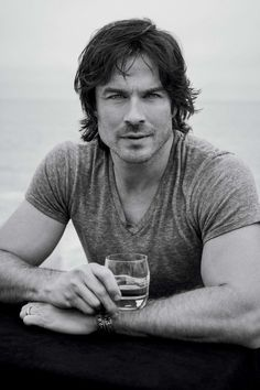 Ian Somerhalder, Eye Candy, Twitter, Eyes, Fictional Characters, Hollywood, Pinterest Home Page, Initials, Fantasy Characters
