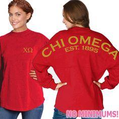 Chi Omega Sorority Jerseys #sorority #chiomega #ChiO #XΩ #somethinggreek #gamedayjersey