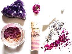 roses + lavender good4you.etsy.com #beauty #skincare