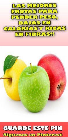 que frutas ayuda a bajar de peso