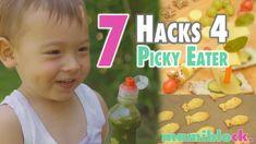 Die 7 besten Tipps für schlechte Esser | mamiblock - Der Mami Blog - YouTube