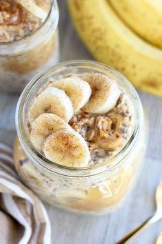 Brown Sugar Banana Overnight Oats