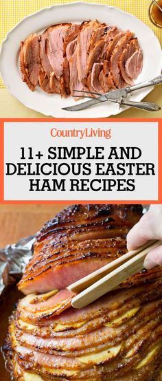 14 Best Easter Ham Recipes - How to Make an Easter Ham dinner ideas families main dishes 14 Easy and Delicious Ham Recipes for Easter Savory Ham Recipe, Best Ham Recipe, Ham Recipes, Easter Ham, Easter Lunch, Easter Food, Easter Ideas, Easter Stuff, Holiday Ham