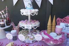 """Photo 1 of 15: Ice Cream Social / Birthday """"Emily's 8.5 surprise birthday party"""" 
