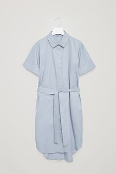 COS | Belted shirt dress