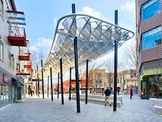 One City Plaza, Greenville, South Carolina. (2014)  Design: Civitas