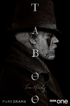 Taboo with Tom Hardy Loving this so far !  (Tom being in it helps too )
