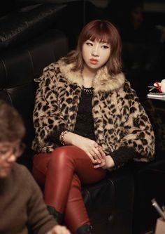 2NE1 Minzy AON