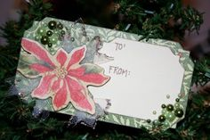 Holiday Card & Tag ideas. More from my designer days.